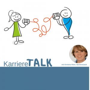 Karriere Talk Christina Thiel