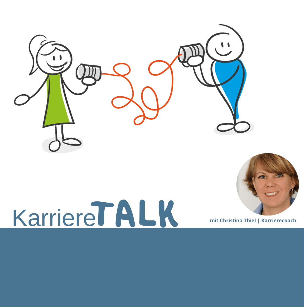 Karriere Talk Christina Thiel
