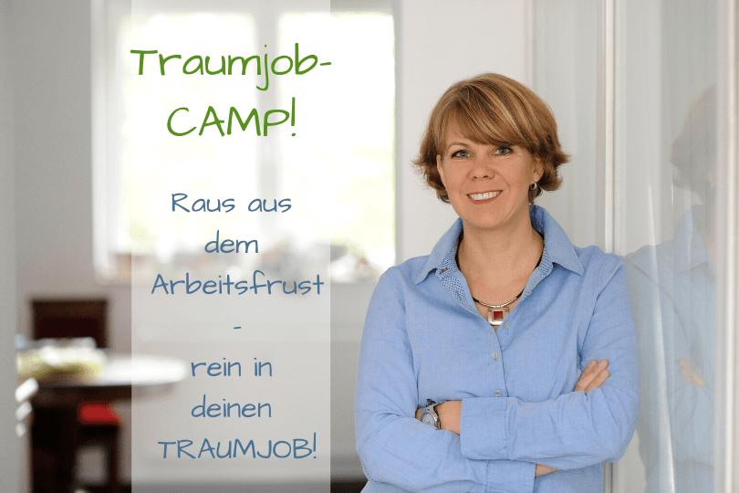 Christina Thiel Traumjob-Camp