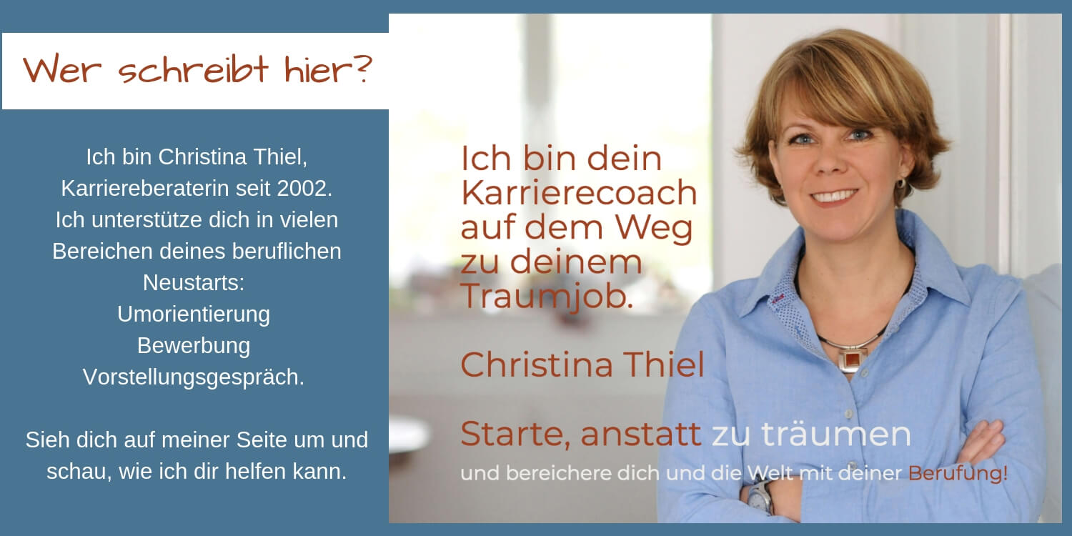 Christina Thiel Karriereberatung