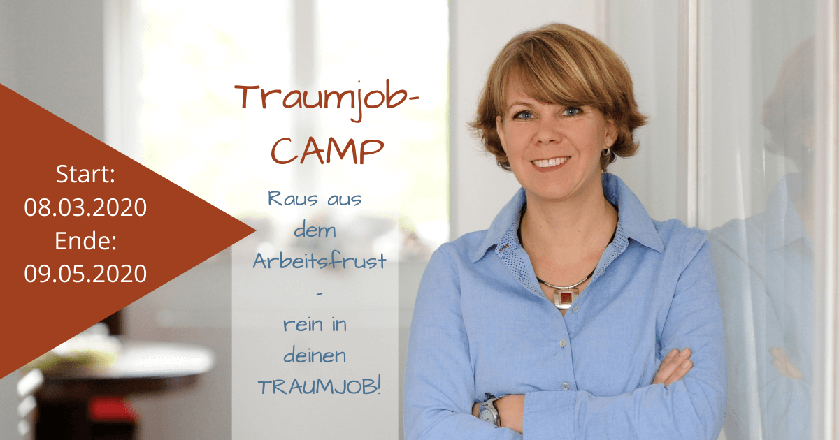 Christina Thiel Traumjobcamp